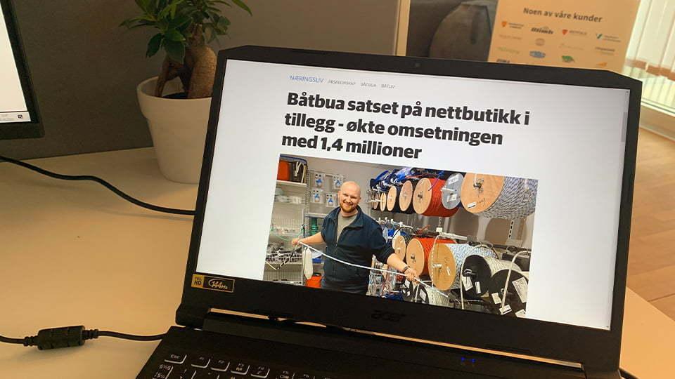 Båtbua i Fredrikstad Blad