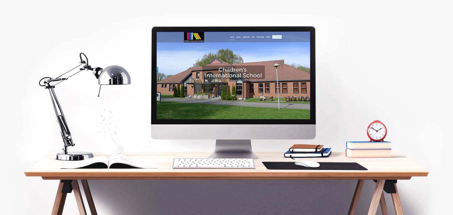CIS med ny hjemmeside