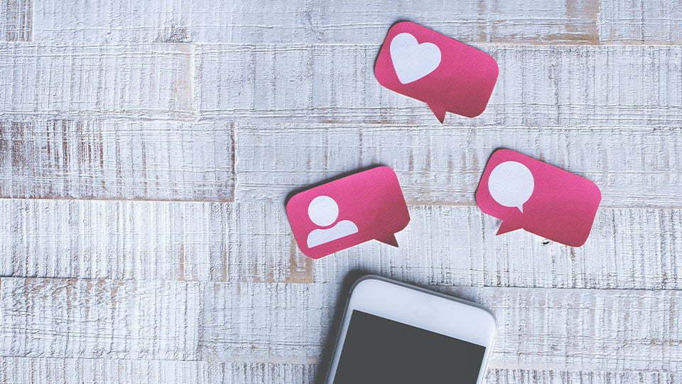 Oppnå maksimal effekt via sosiale medier!