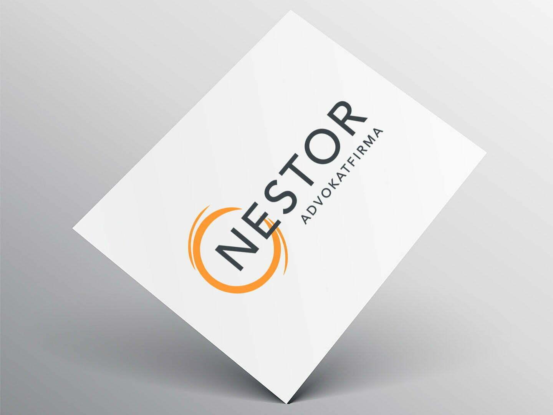 Ny hjemmeside og logo til Nestor Advokatfirma DA