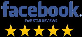 5 stjerner på Facebook