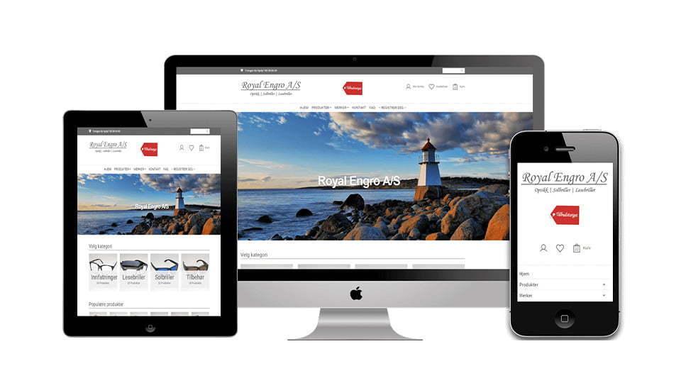 www.royalengro.no - en annerledes nettbutikk